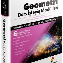 Aydın Yayınları TYT AYT Geometri Ders İşleyiş Modülleri