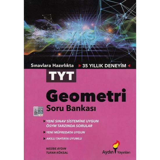 Aydın Yayınları TYT Geometri Soru Bankası