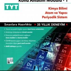Aydın Yayınları TYT Kimya Konu Anlatım Modülü - 1