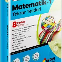 Aydın Yayınları TYT Matematik-1 Tekrar Testleri