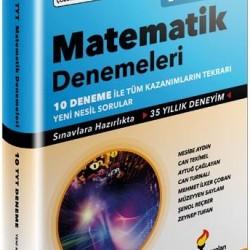 Aydın Yayınları TYT Matematik Denemeleri 10 Adet