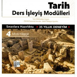 Aydın Yayınları TYT Tarih Ders İşleyiş Modülleri