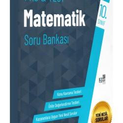 Bilfen 10. Sınıf Pro Test Matematik Soru Bankası