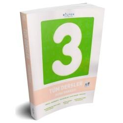 Bilfen 3. Sınıf Tüm Dersler Soru Bankası
