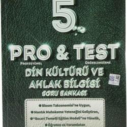 Bilfen 5. Sınıf Pro & Test Din Kültürü Ve Ahlak Bilgisi Soru Bankası