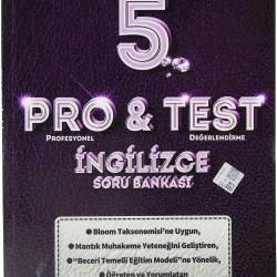Bilfen 5. Sınıf Pro & Test İngilizce Soru Bankası