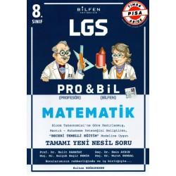 Bilfen LGS 8. Sınıf Matematik Pro & Bil Soru Bankası