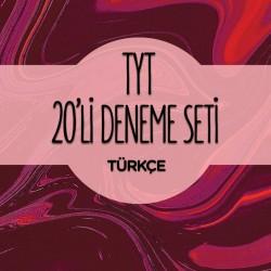 Bilfen TYT 20'li Türkçe Deneme Seti