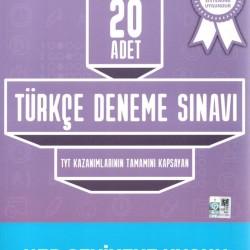 Bilfen Yayınları TYT Türkçe 20 Adet Deneme Sınavı
