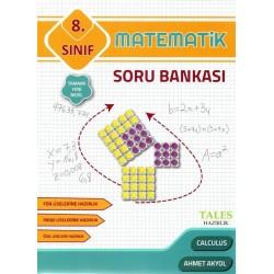 Calculus Yayınları TALES Hazırlık 8. Sınıf Matematik Soru Bankası