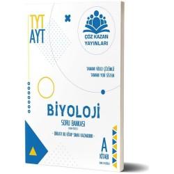 Çöz Kazan Yayınları TYT-AYT Biyoloji Konu Özetli Soru Bankası