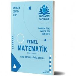 Çöz Kazan Yayınları TYT Temel Matematik Soru Bankası