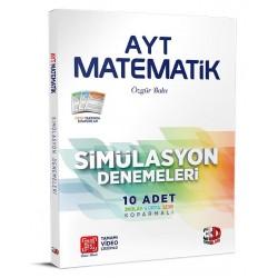 Çözüm AYT 3D Matematik Simülasyon Denemeleri
