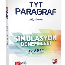 Çözüm TYT 3D Paragraf Simulasyon Denemeleri