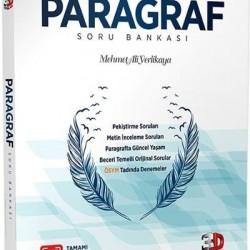 Çözüm Yayınları TYT-AYT 3D Paragraf Soru Bankası