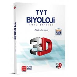 Çözüm Yayınları TYT 3D Biyoloji Soru Bankası