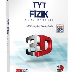 Çözüm Yayınları TYT 3D Fizik Soru Bankası