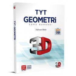Çözüm Yayınları TYT 3D Geometri Soru Bankası