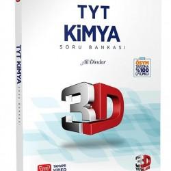 Çözüm Yayınları TYT 3D Kimya Soru Bankası