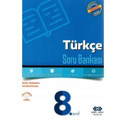 Dört x Dört 4 x 4 Yayınları 8. Sınıf Türkçe Soru Bankası