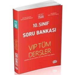 Editör Yayınları 10. Sınıf Tüm Dersler Soru Bankası