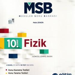 Eğitim Vadisi 10. Sınıf Fizik Modüler Soru Bankası