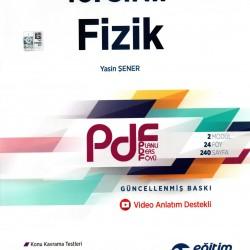 Eğitim Vadisi 10. Sınıf Fizik PDF Planlı Ders Föyü
