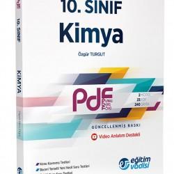 Eğitim Vadisi 10. Sınıf Kimya PDF Planlı Ders Föyü