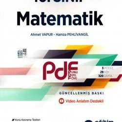 Eğitim Vadisi 10. Sınıf Matematik PDF Planlı Ders Föyü