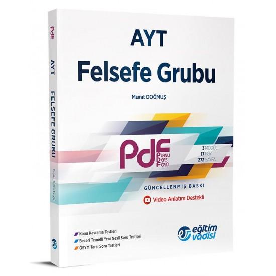 Eğitim Vadisi AYT Felsefe PDF Planlı Ders Föyü