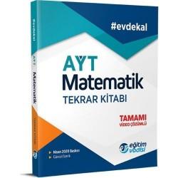 Eğitim Vadisi AYT Matematik Tekrar Kitabı Evdekal