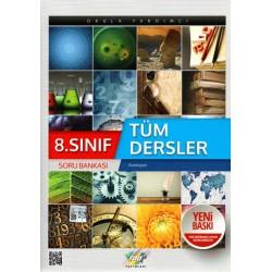 FDD Yayınları LGS 8. Sınıf Tüm Dersler Soru Bankası