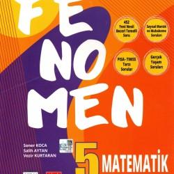 Fenomen 5. Sınıf Matematik Soru Bankası