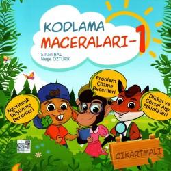 Ay Çocuk Yayınları 1. Sınıf Kodlama Macereları 1