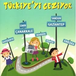 2. ve 3. Sınıf Hikaye Kitabı 8 Kitap Bizim Sınıf Türkiye'yi Geziyor Gizemli Bahçe