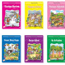 1. Sınıf Hikaye Kitabı 10 Kitap Okumayı Seviyorum Dizisi Gizemli Bahçe