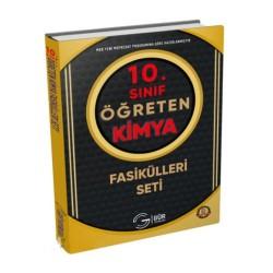 Gür Yayınları 10. Sınıf Öğreten Kimya Fasikülleri Konu Özetli Soru Bankası Seti