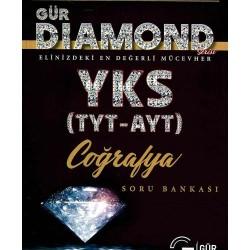 Gür Yayınları Diamond Serisi TYT-AYT Coğrafya Soru Bankası