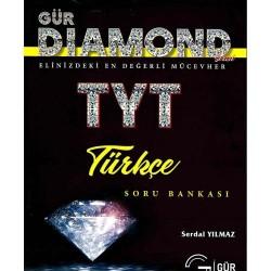Gür Yayınları Diamond Serisi TYT Türkçe Soru Bankası