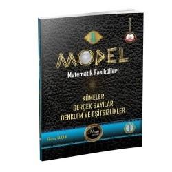 Gür Yayınları TYT Model Matematik Fasükülleri Yaprak Test Çek Kopar Hazırlık