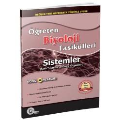 Gür Yayınları Öğreten Biyoloji Fasikülleri Sistemler Sinir Sistemi Ve Duyu Organları Konu