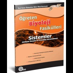 Gür Yayınları Öğreten Biyoloji Fasikülleri Sistemler Dolaşım Sistemi Ve Vücudun Savunulmas