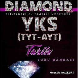 Gür Yayınları Diamond Serisi TYT AYT Tarih Soru Bankası