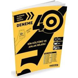 Hız Yayınları 5. Sınıf Din Kültürü 40 Deneme