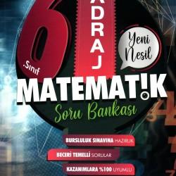 Kadraj Yayınları 6. Sınıf Yeni Nesil Matematik Soru Bankası