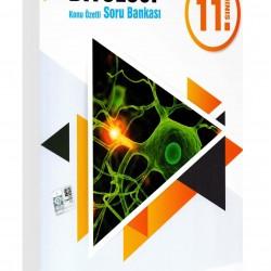 Kampüs Yayınları 11. Sınıf Biyoloji Konu Özetli Soru Bankası