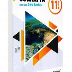 Kampüs Yayınları 11. Sınıf Coğrafya Konu Özetli Soru Bankası