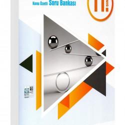Kampüs Yayınları 11. Sınıf Fizik Konu Özetli Soru Bankası