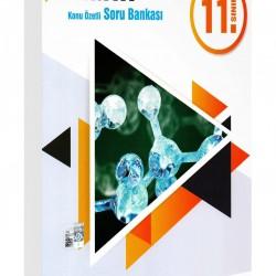 Kampüs Yayınları 11. Sınıf Kimya Konu Özetli Soru Bankası