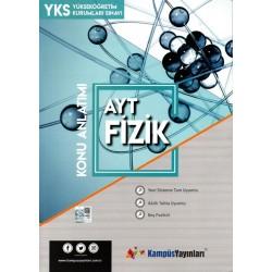 Kampüs Yayınları AYT Fizik Konu Anlatım